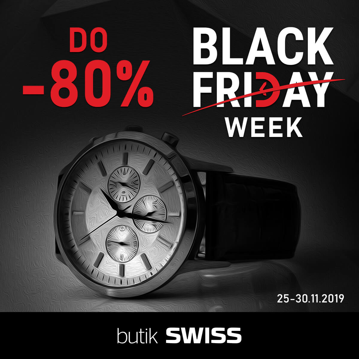 SWISS Black Friday