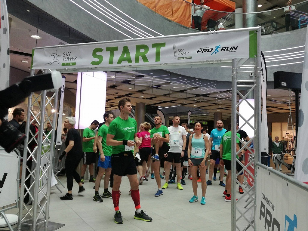 Sky Tower Run 2017 – 20 maja